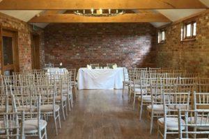 Apton Hall Ceremony Room