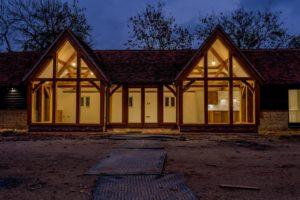 Barn restorations Fryerning, Essex (10)