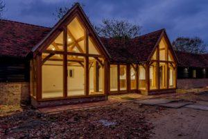 Barn restorations Fryerning, Essex (11)