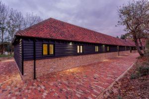 Barn restorations Fryerning, Essex (4)
