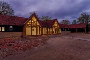 Barn restorations Fryerning, Essex (5)