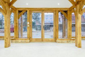 Barn restorations Fryerning, Essex (6)