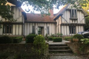Colwood House Oak Building