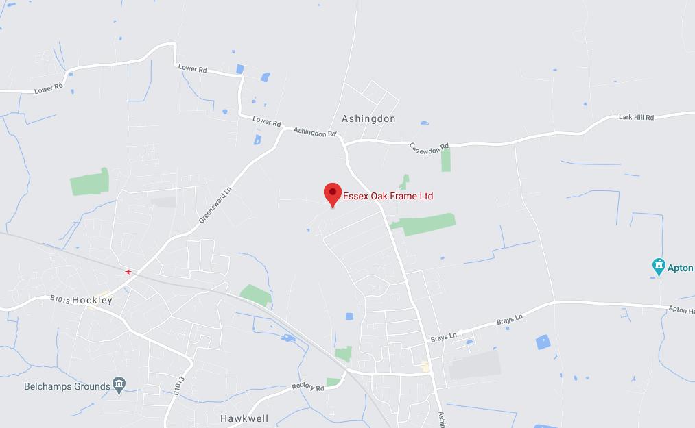 Essex Oak Frames Location