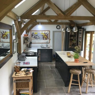 You don't have to live in a period property to benefit from an oak framed extension! Any property's appearance will be enhanced by an Essex Oak Frame extension and we can design a traditional or contemporary addition to your home that will make a statement and add value to your home.