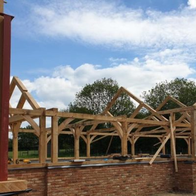 Essex Oak Frame is one of the UK's most trusted oak conservation and restoration specialists. As certified English Heritage conservation specialists, we design, specify and complete conservation and renovation projects on historic buildings, including domestic and commercial projects.