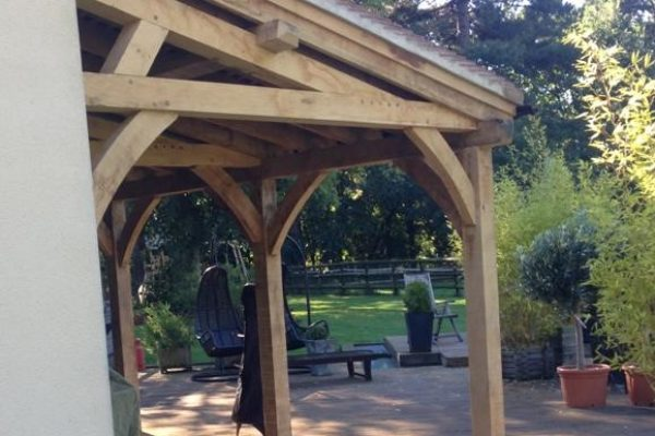 Essex Oak Frame Garden Room (2)