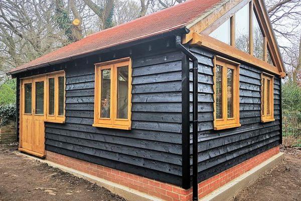 Essex Oak Frame Garden Room (3)