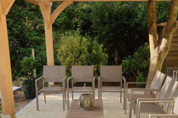 Essex Oak Frame Garden Room (6)