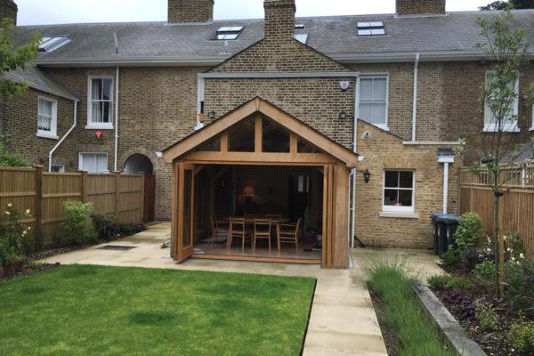 Essex Oak Frame extension (2)