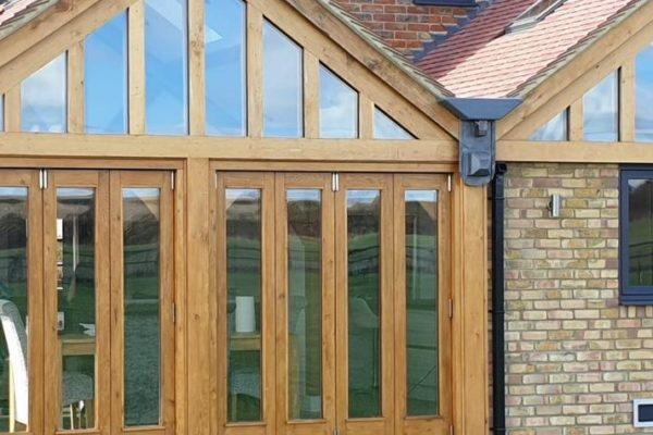 Essex Oak Frame extension (6)