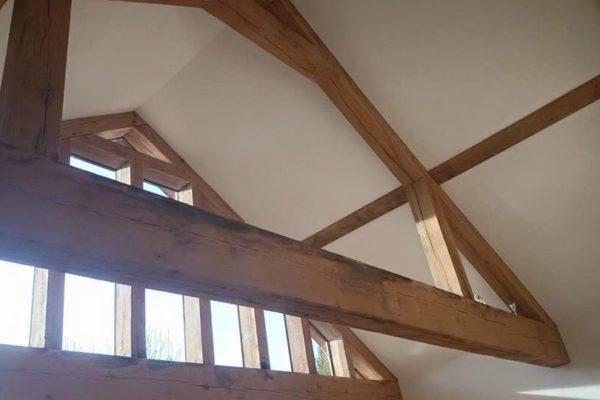 Essex Oak Frame joinery (9)