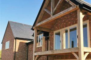Essex Oak Frame new build (6)