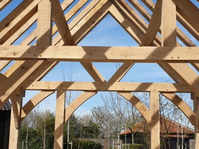 Essex Oak Frame Commercial