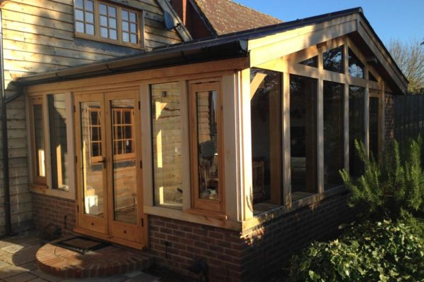 New Orangery and Cottage Restorationn, Ongar, Esse (3)